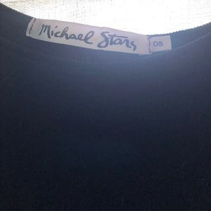 Michael Stars Tops - Black Michael Stars Long Sleeve